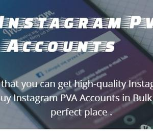Pvaaccountss.com: Aged Facebook accounts for sale Goa