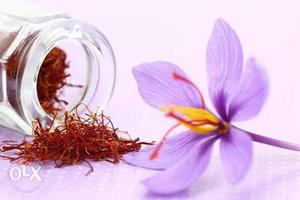 Kashmiri saffron orginal 100%