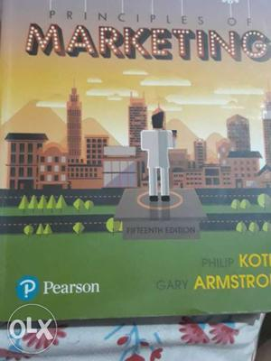 Principles of marketing by kotler... 15th