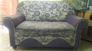 Two sofa for comfort sitting in drawing room for