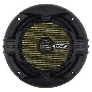 B52CarAudio IML-620Y IMPACT LIVE 2 way 120 Watts Alluminium