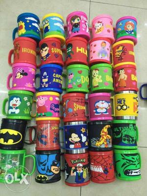 Beautiful embosed mug for sale for girls and boys