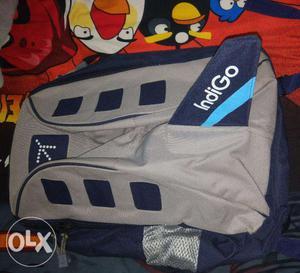 Indigo bag school bag travel bag