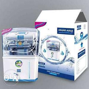 New Year offer. aqua grand ro water purifier it's
