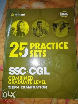 25 Practice Set Book