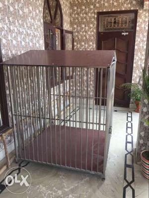 Dog house for sale in best rate for stainless