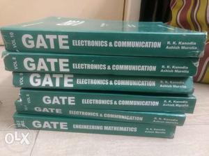 Electronics and Telecom GATE books R.K. Kanodia