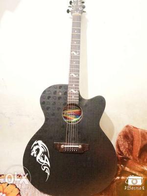 Fender acoustic guitar 40 inc 21 fre