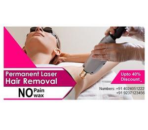 Laser Hair Removal in Gachibowli Hyderabad