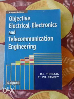 Objective Electrical, Electronics and