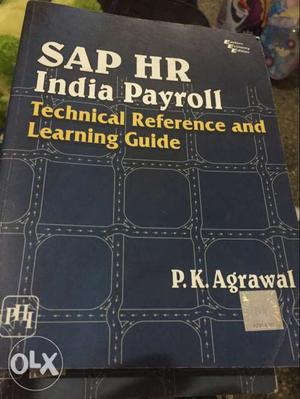 SAP HR India Payroll Technical Reference And Learning Guide