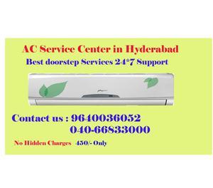 AC Service Center in Hyderabad Hyderabad