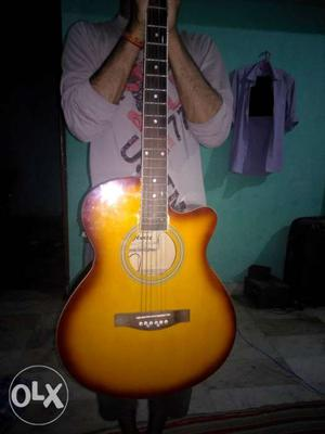 Guitar for rent for 3days