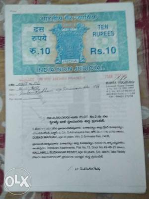 I want to sell my dtcp plot near jntu college