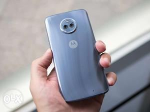 Moto x4 fully new only 3 month old little scratch
