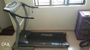 Relocation.. Less used Propel Treadmill for home use at