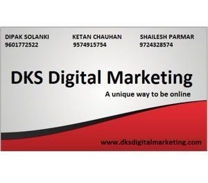 SEO Company in Ahmedabad | SMM | Web Design | DKS Digital Ma