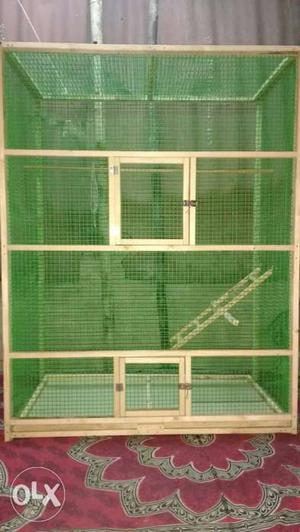 Hand made new cages available in kolathur, am a