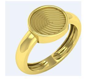 Personalized fingerprint ring Coimbatore
