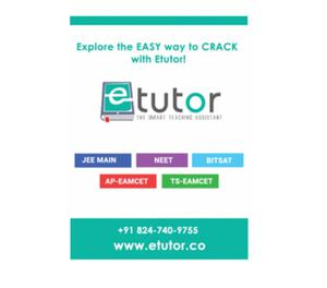 Online Practise test for BITSAT, JEE, EAMCET, CA CPT, NEET