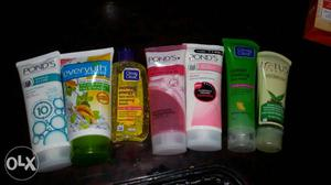 Combo offer for buyers on face washes All brand