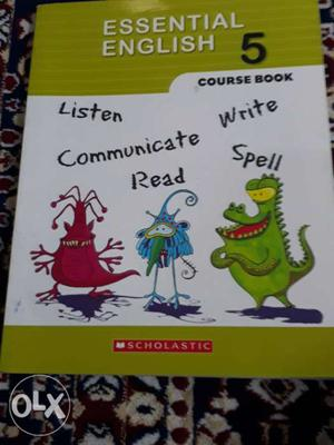 Essential English 5 Course Book