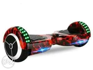 Hoverboard self balancing wheel scooter mini segway