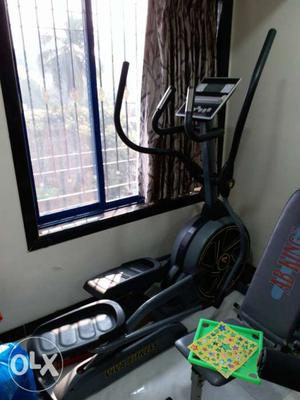 Its a home gym need to sell it urgently working price