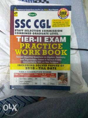 SSC CGL Practice Workbook
