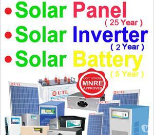 SOLAR PANEL, SOLAR INVERTER, SOLAR BATTERY Greater Noida