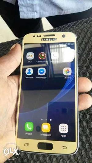 Samsung s7 4gp 32storage but Hight hair crack