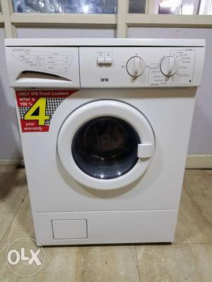 Ifb senorita plus front load washing machine with free