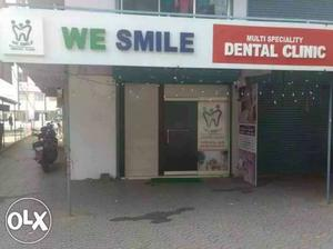 Dental clinic for sale at thrissur