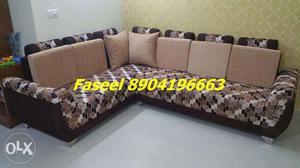 MM69 corner sofa set latest design latest with 3 year