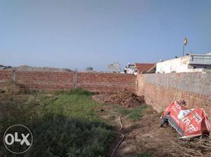 Plot for sale in GANAUR 100 Gaj,150 Gaj. 20 foot