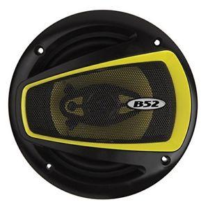B52CarAudio IML 504Y IMPACT LIVE 4 ways 100 Watts 1 Pair New