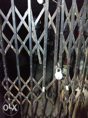 Gate Security Iron Gate