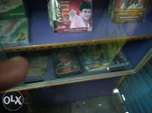 This my old CD shop. I am close this shop. any