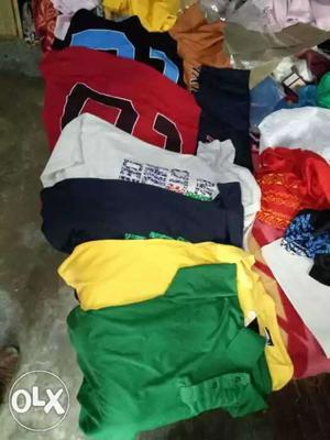 200 di single t shirt te 500 diya 3 t shirts for