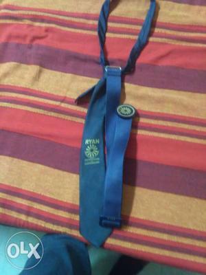 Blue Ryan Necktie
