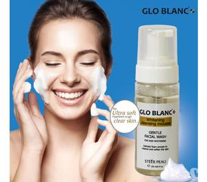 Buy Glo Blanc whitening cleanser Mousse In India | Healthsho