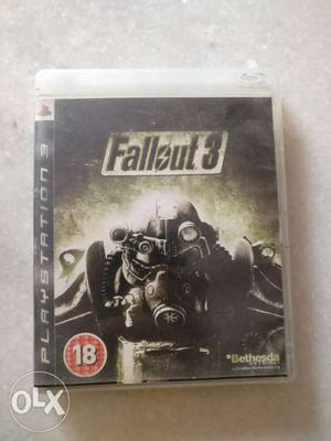 Fallout 3 disk in excellent condition. The best