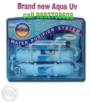 Free installation Brand new Aqua Uv water purifier