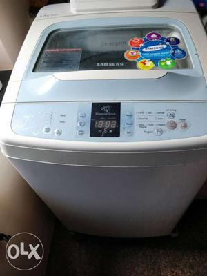 Fully Autimatic Samsung washing machine 6.2kg, top loading