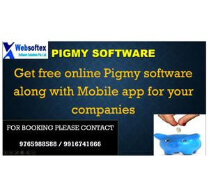 Pigmy collection,Pigmy machine & android savings app Kochi