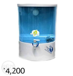 White And Blue Aqua Grand + Water Purifier Screenshot
