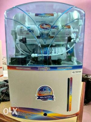 White Aquafresh Water Purifier