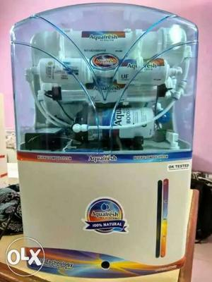 White Aquafresh Water Purifier whole sale price (whole