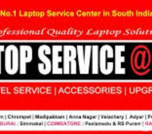 No.1 Laptop Service & Data recovery chennai in Velachery