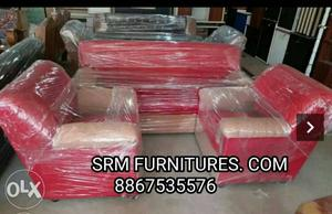New branded luxurious sofa set with warranty direct home